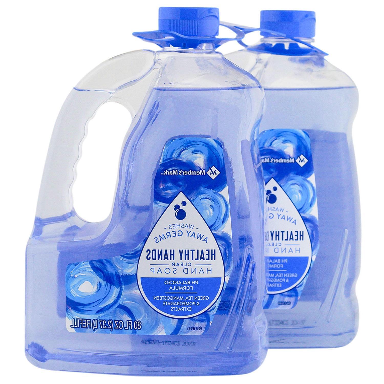 moisturizing hand soap refills