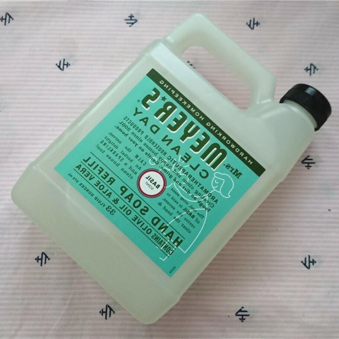 Mrs. Meyer's Hand Soap Refill Fast