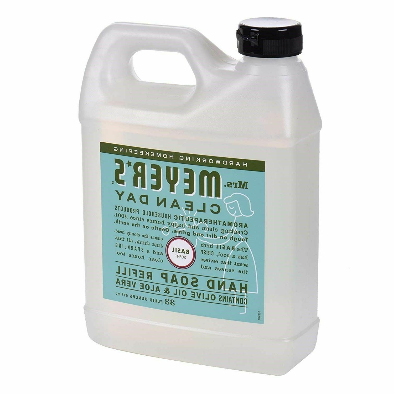 Mrs Soap Natural Oil Basil 33