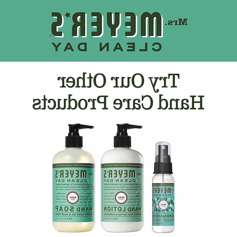 Soap Natural Essential Oil Basil Scent 33
