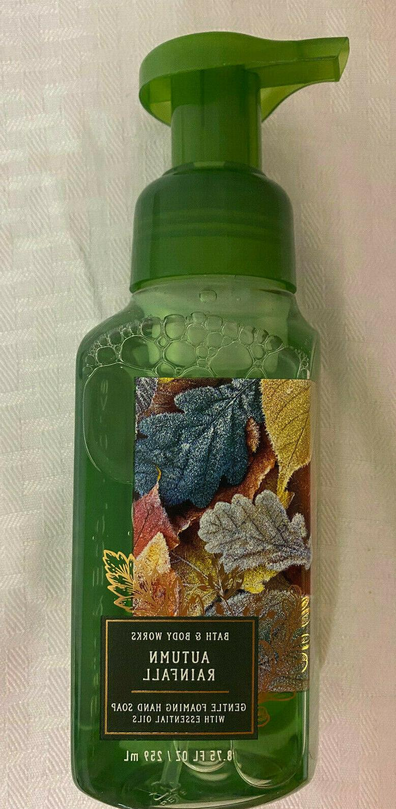 NEW Bath Works Hand Foaming Hand Soap ~LOOK~FALL SCENTS