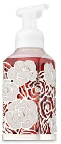 NEW BATH & BODY WORKS SILVER ROSE GENTLE FOAMING HAND SOAP S