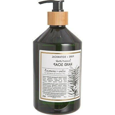 New Company BOTANICAL Aloe + Coconut Soap