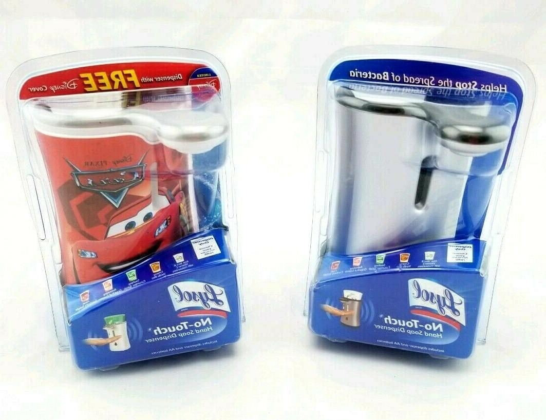 no touch hand soap dispenser only nib