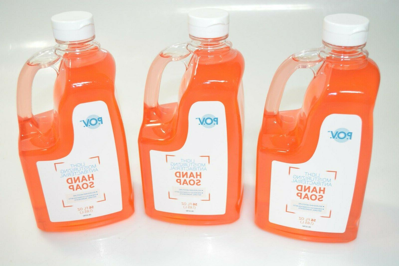 P.O.V. Antibacterial Liquid Fl Oz 6