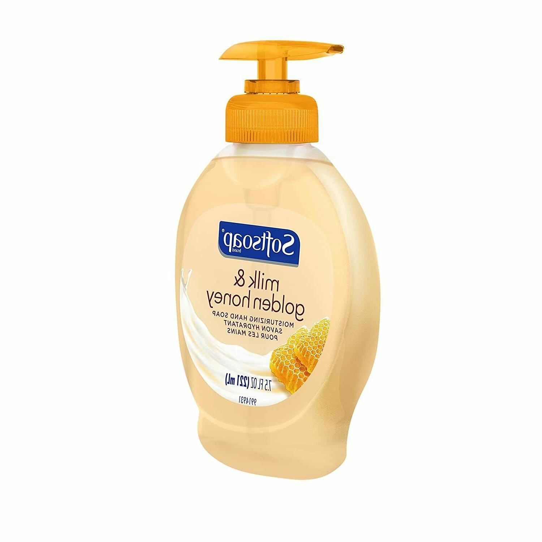 Pack of Liquid Soap, and Honey - 45 fl oz