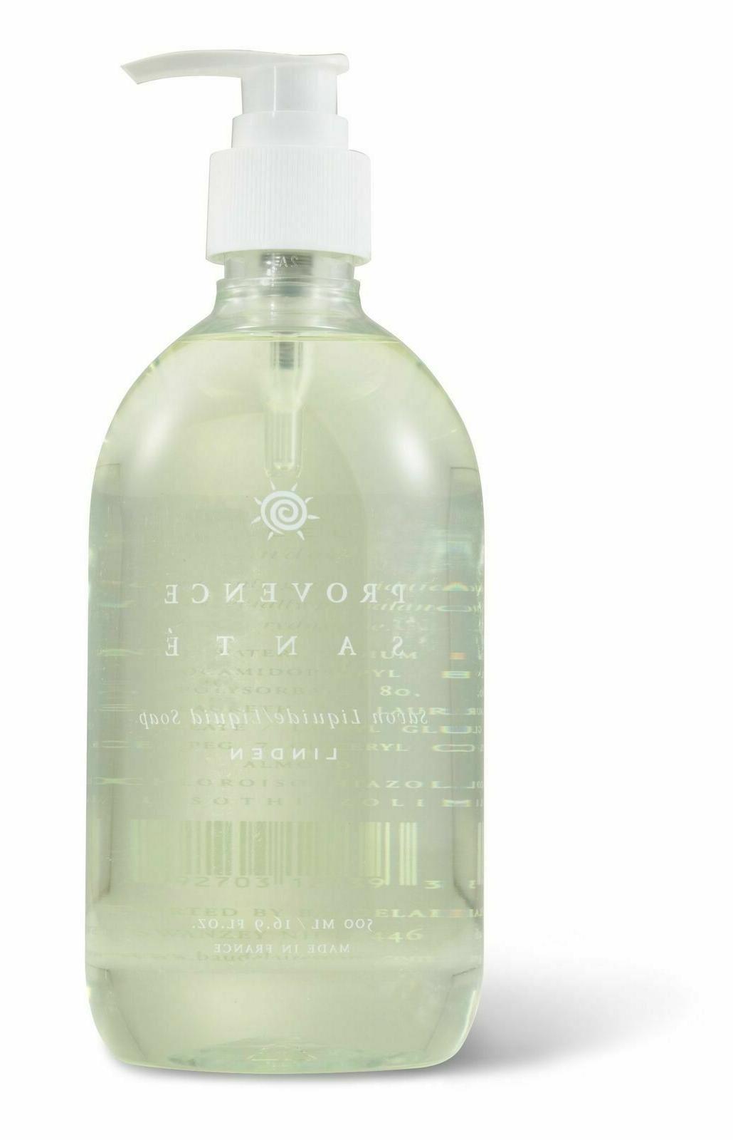 ps liquid soap linden