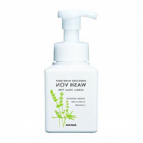 saraya☆Japan-Medicated Herbal Foaming hand soap ,JAIP.