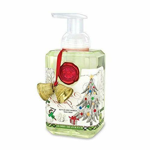 scented foaming hand soap season s greetings