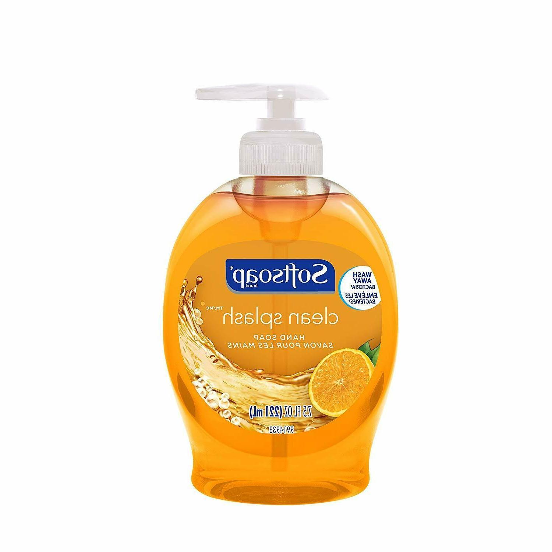 Softsoap Clean - fluid ounce
