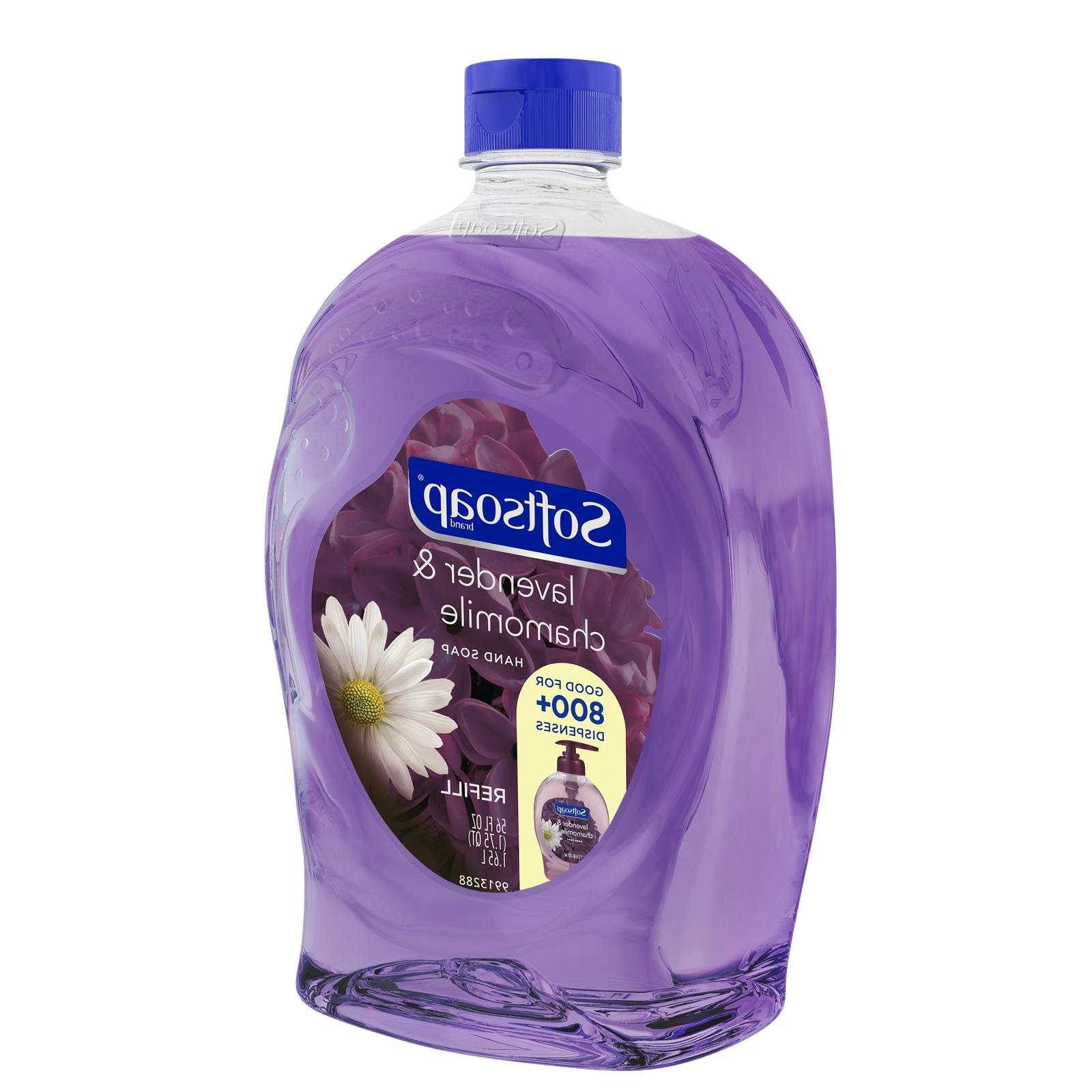 Softsoap Refill, Lavender and - 56