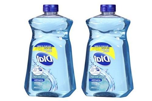 spring water antibacterial hand soap