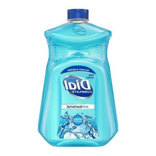 Dial Spring Water Complete Hand Soap Refill 52oz*****