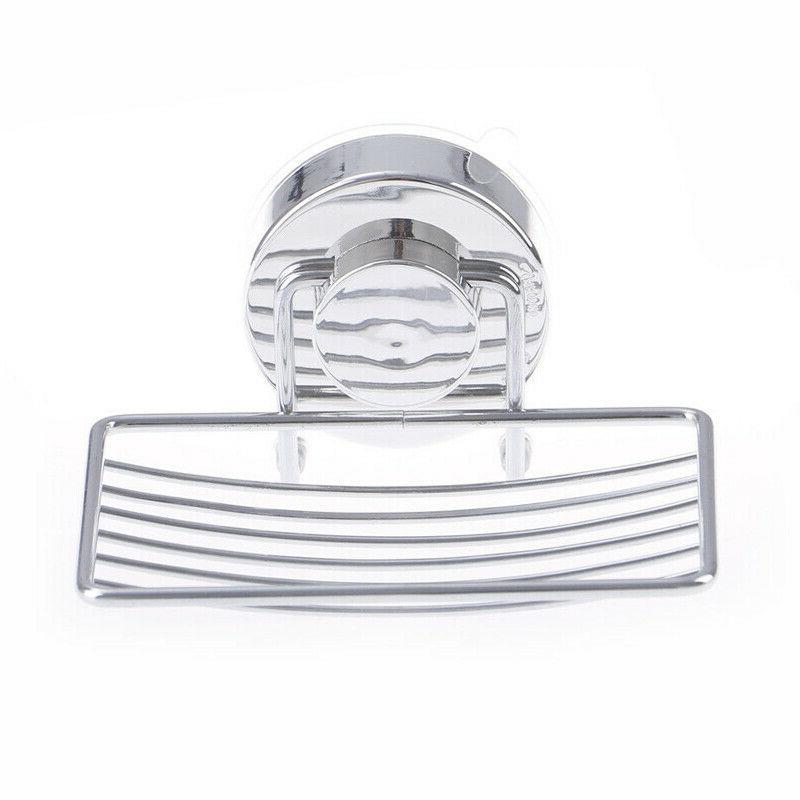 Stainless Steel Soap Dish Wall Storage Shower