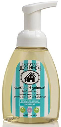 Natural HomeLogic Sulfate Free Foaming Hand Soap - 8.5 oz -