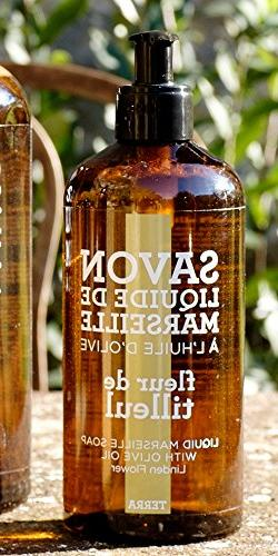 Compagnie de Liquid Marseille Soap Linden Flower