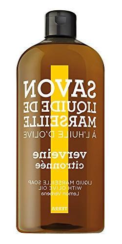 Compagnie de Provence Terra Refill Soap Lemon Verbena 33.8 f