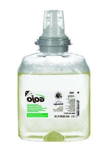TFX Green Certified Foam Hand Cleaner Refill, Unscented, 120