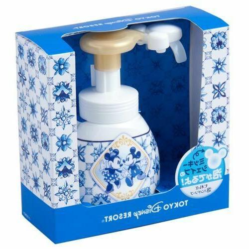 Tokyo Disney Resort Mickey Shape Foaming Hand Soap Mild Citr
