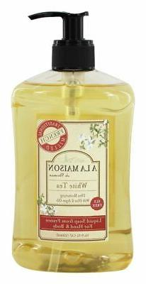 A La Maison - Traditional French Milled Liquid Hand & Body S