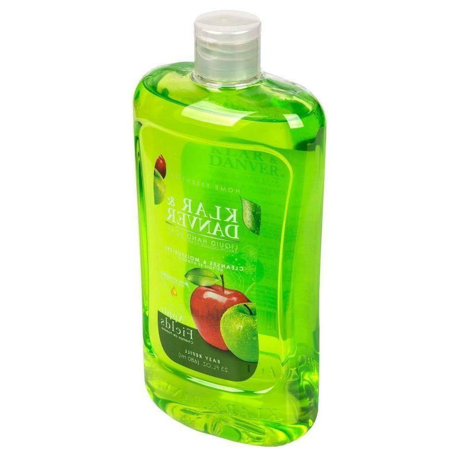 Two Spa Soap Milk, Honey, Cucumber, Antibac,