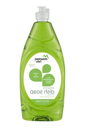 ultra concentrated dish soap antibacterial