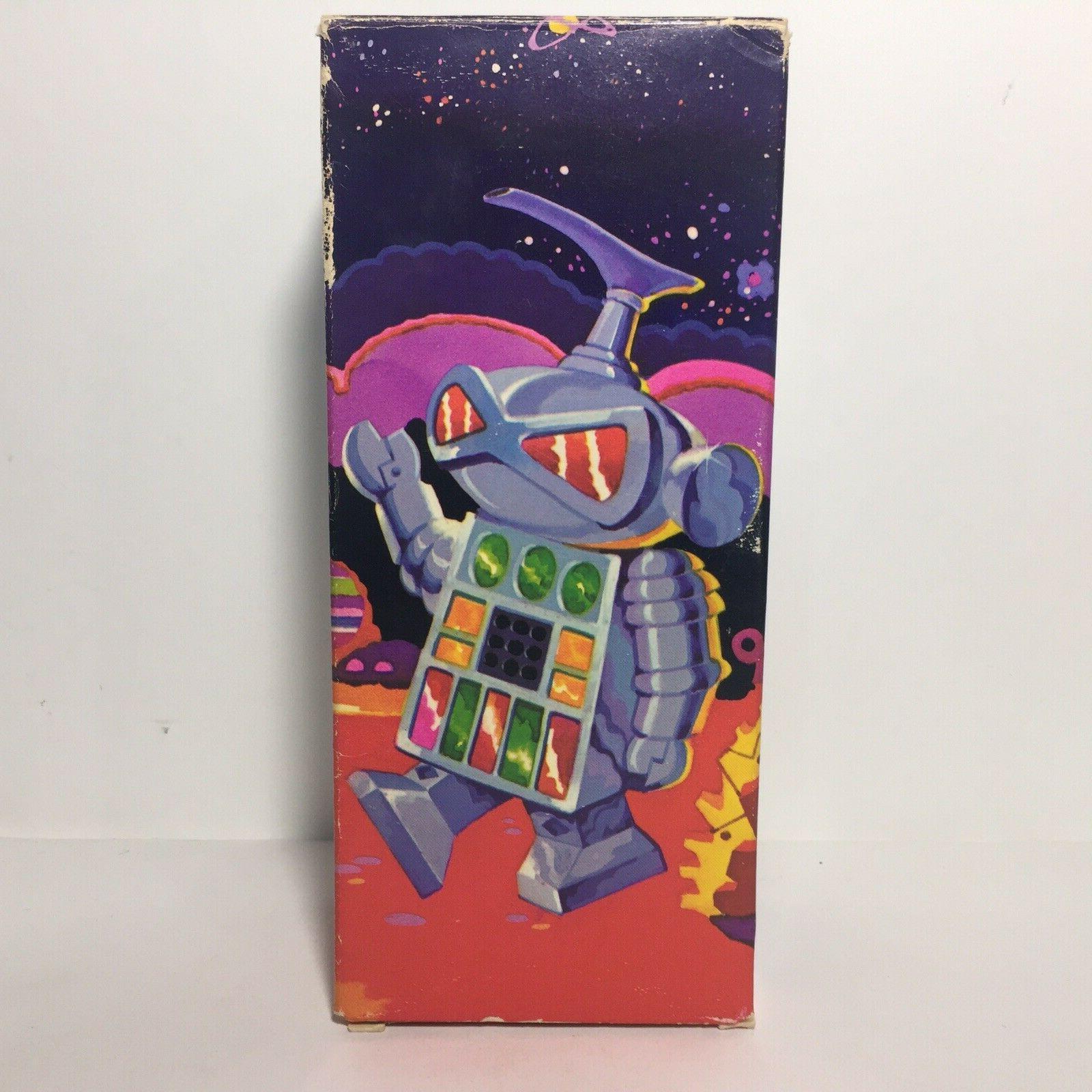 Vintage Robot NIB Box I M II