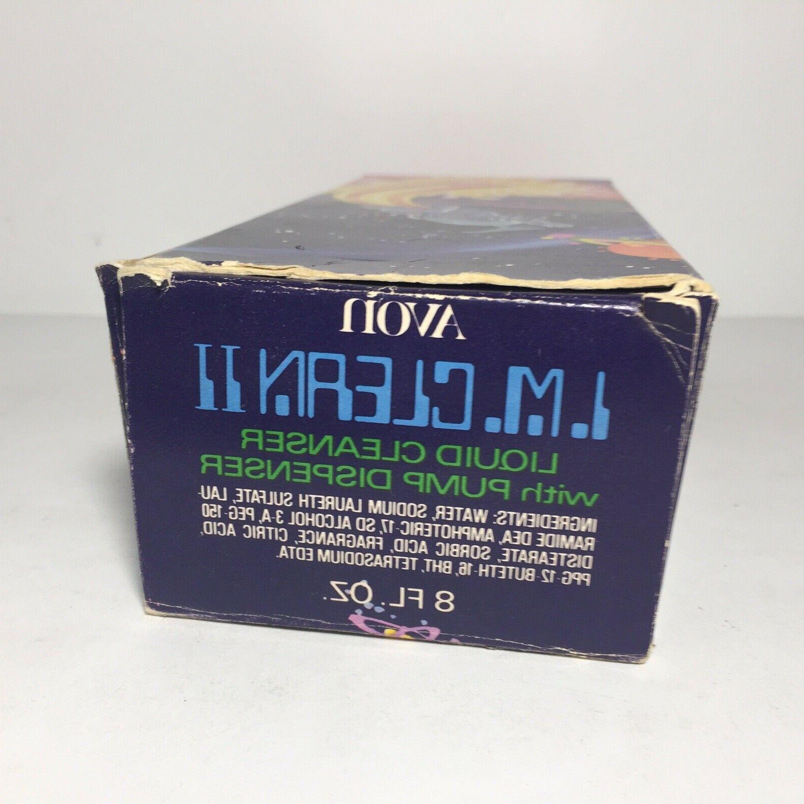 Vintage Hand Robot NIB 8oz In Box I M II