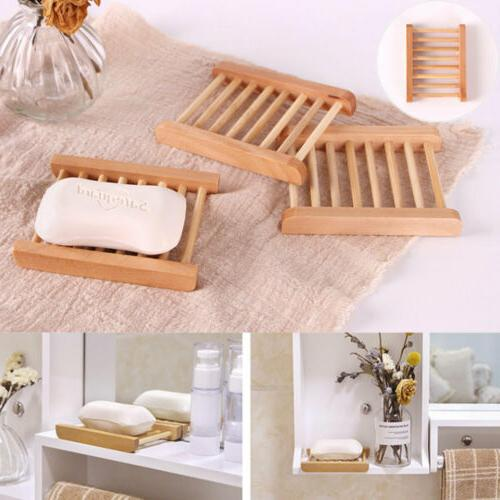 Wooden Tray Dish Rack Accessories