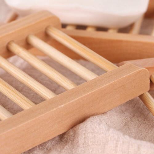 Wooden Rack Bathroom Accessories