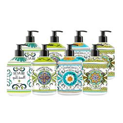 Home and Body Company La Tasse Hand Soap, 8-pack, Made in th