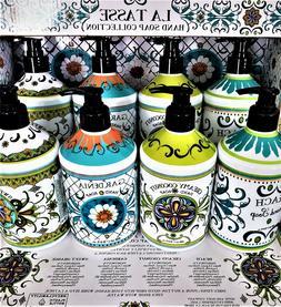 La Tasse Hand Soap Collection by HOBO. Set of 2 Bottles x 21