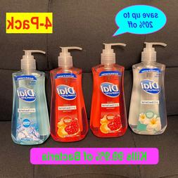 4-pack Dial Complete Anti-Bac. Hand Soap Wash 9.375 oz each