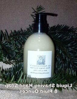 Liquid Cocoa & Shea Butter Shaving Hand Soap, 8 Fl Oz, 1 Bot