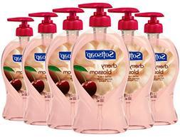 Softsoap Liquid Hand Soap, Cherry Blossom - 11.25 fluid ounc