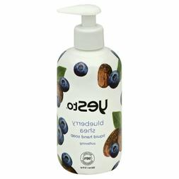 YES TO BLUEBERRY SHEA LIQUID HAND SOAP 12 OZ  NEW AUTHENTIC