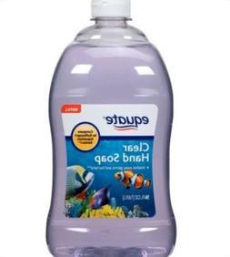 Equate Liquid Hand Soap 56 FL OZ REFILL NEW! SHIPS FAST!
