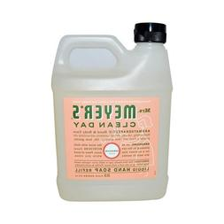 Mrs. Meyers Liquid Hand Soap Refill - Geranium - 33 lf oz