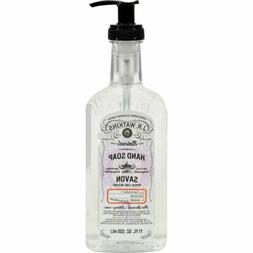 Natural Liquid Hand Soap, Lavender 11 OZ by J R Watkins