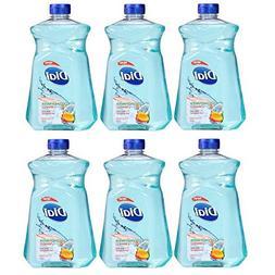 Dial Liquid Hand Soap Refill, Coconut Mango, 52 Ounce,