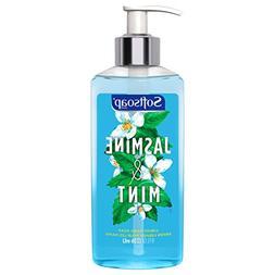 Softsoap Liquid Hand Soap, Jasmine and Mint - 8 fluid ounce