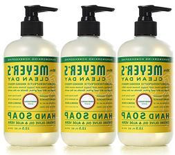 Mrs. Meyer's Clean Day Liquid Hand Soap, Honeysuckle Scent