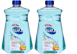 Dial Liquid Hand Soap with Moisturizer, Coconut Water & Mang
