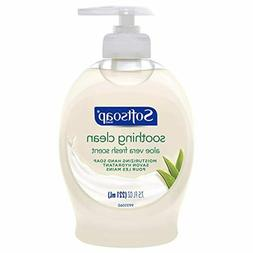 Softsoap Liquid Hand Soap, Aloe vera- 7.5 fluid ounce each