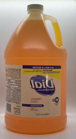 Liquid Hand Soap Antimicrobial Dial Gold New Active Formula
