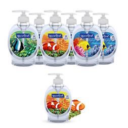 Softsoap Liquid Hand Soap,Aquarium -7.5 fluid ounceLight, Fr
