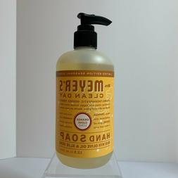 Mrs. Meyer's Clean Day Liquid Hand Soap - Orange Clove - 12.