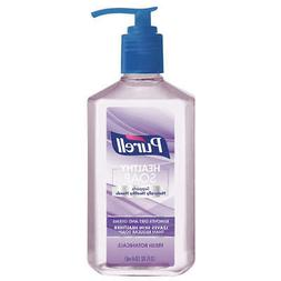 PURELL Liquid Hand Soap,12 oz.,Botanical,PK12, 9703-12, Purp