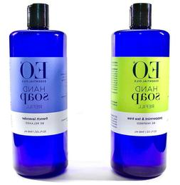 EO Products Liquid Hand Soap French Lavender - 32 fl oz EO P