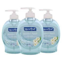 Softsoap Liquid Hand Soap, Fresh Breeze - 7.5 Fluid Ounce -
